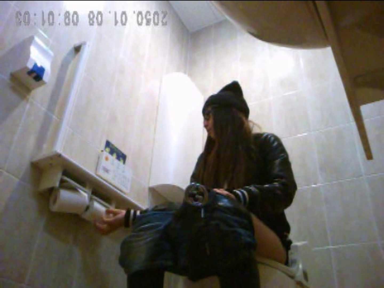 コンビニ店長投稿!ローそン某国立大学前店トイレ盗撮vol.23 トイレの中の女の子   0  91連発 1