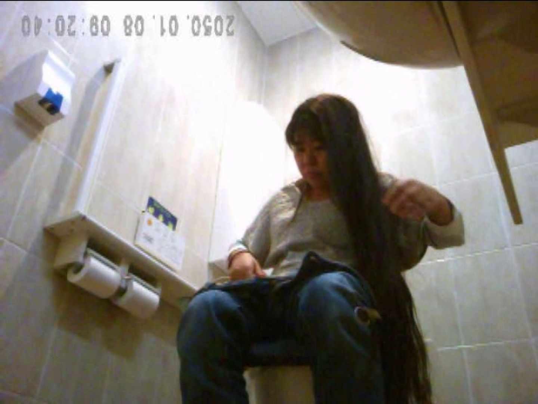 コンビニ店長投稿!ローそン某国立大学前店トイレ盗撮vol.23 トイレの中の女の子  91連発 8