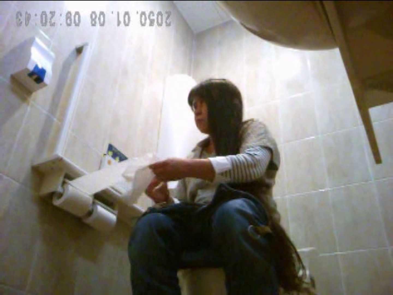 コンビニ店長投稿!ローそン某国立大学前店トイレ盗撮vol.23 トイレの中の女の子   0  91連発 9