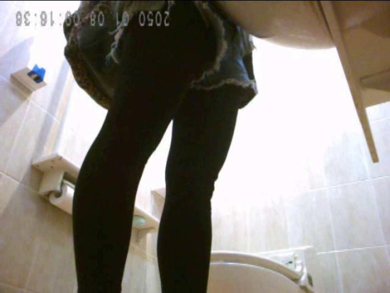 コンビニ店長投稿!ローそン某国立大学前店トイレ盗撮vol.23 トイレの中の女の子  91連発 64