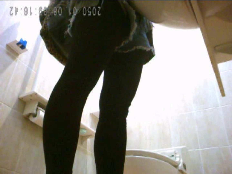 コンビニ店長投稿!ローそン某国立大学前店トイレ盗撮vol.23 トイレの中の女の子   0  91連発 65