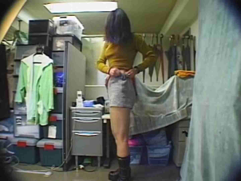 盗撮芸能人のたまご!着替え盗撮 着替え エロ画像 92連発 59