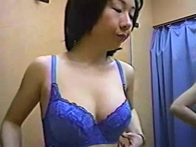 高級ランジェリーショップの試着室! 巨乳編voi.3 爆乳 セックス画像 76連発 44