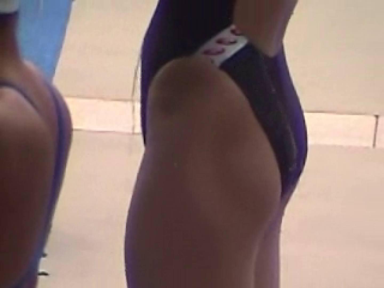 競泳オリンピック代表選手 追い撮り盗撮 0  25連発 24