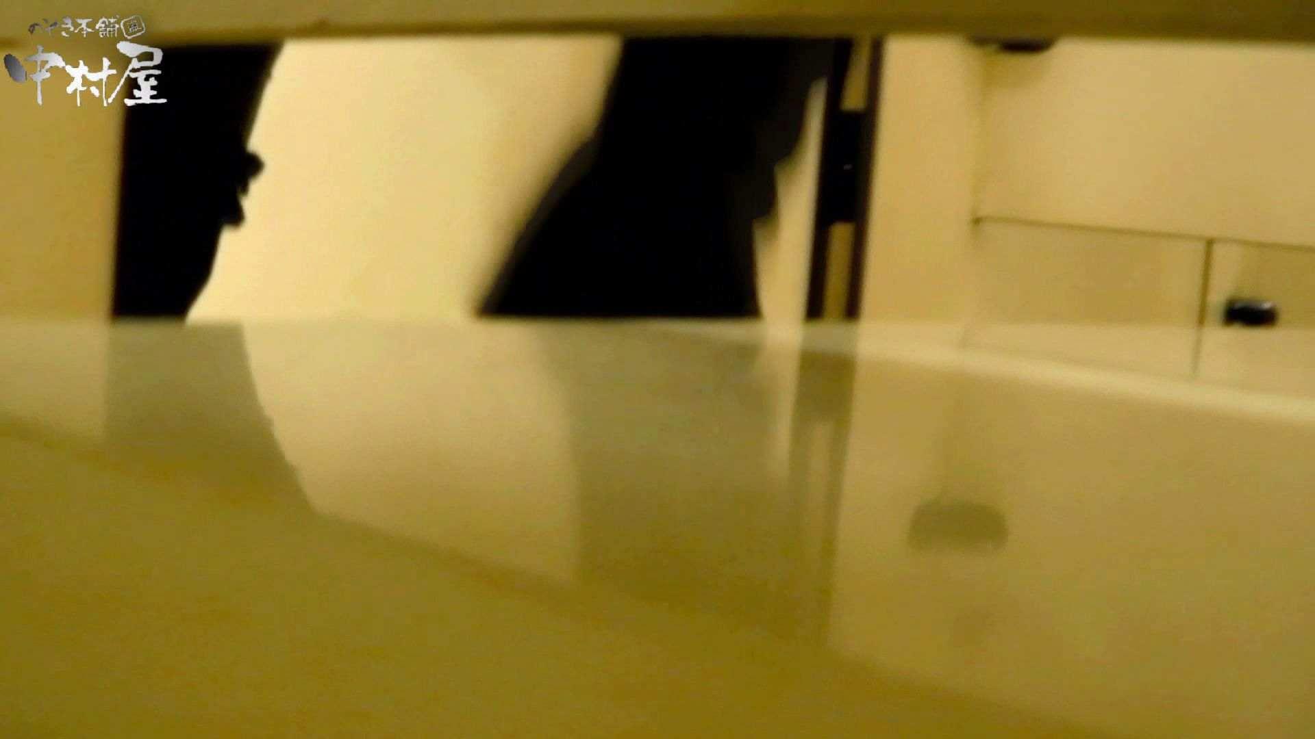 新世界の射窓 No72 モデル級なら個室から飛び出て追っかけます 洗面所 ヌード画像 56連発 34