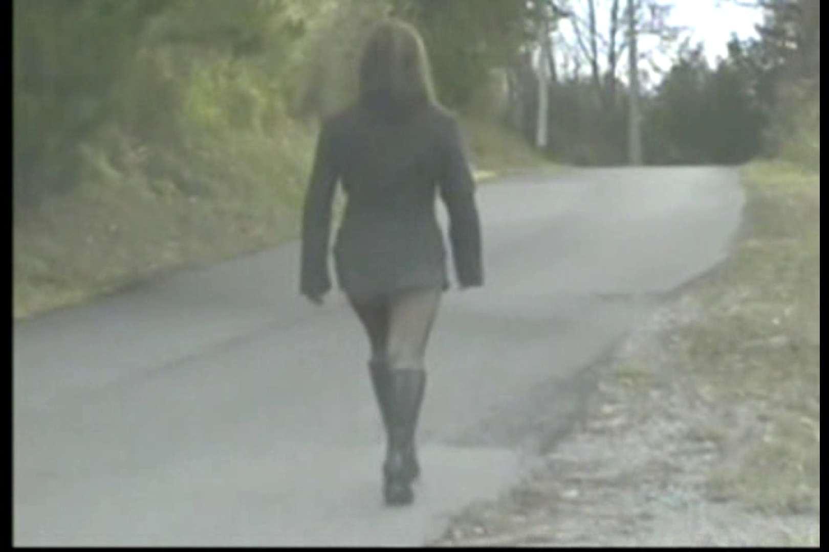 美熟女の野外露出プレイ2 いやらしい熟女 盗撮動画紹介 83連発 2