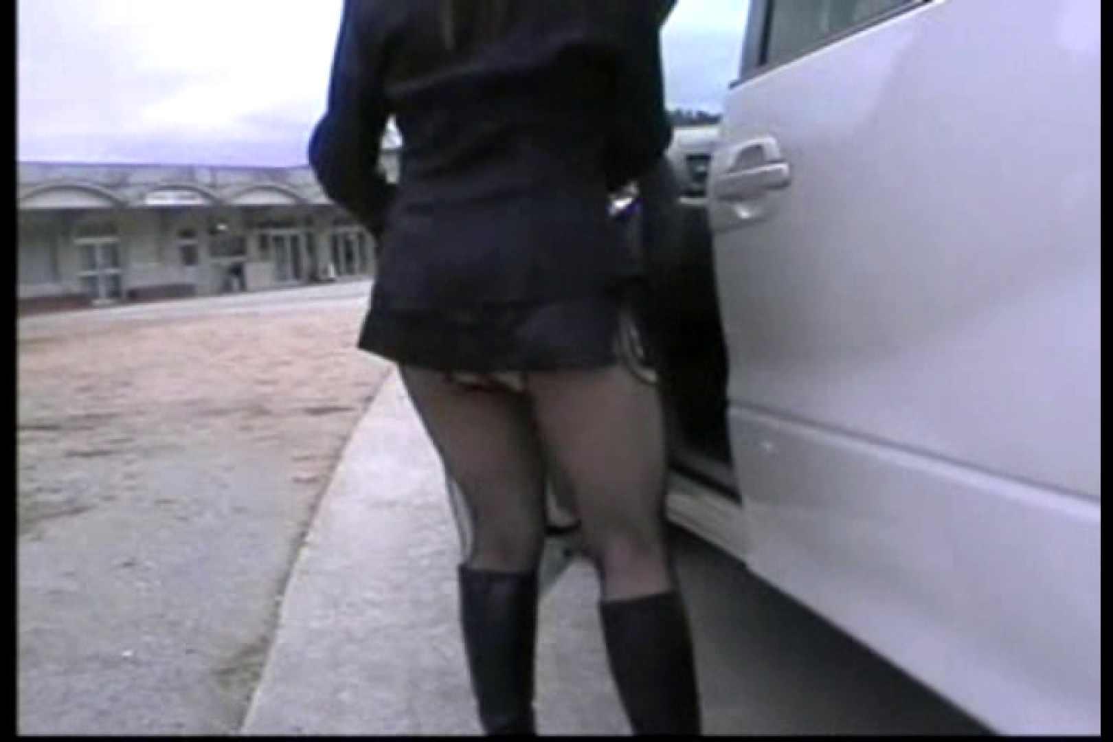 美熟女の野外露出プレイ2 いやらしい熟女 盗撮動画紹介 83連発 42