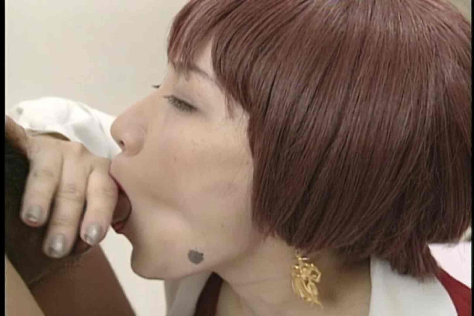 ショートカットのお姉さんは性欲旺盛~藤あいこ~ おっぱい のぞき動画キャプチャ 76連発 57
