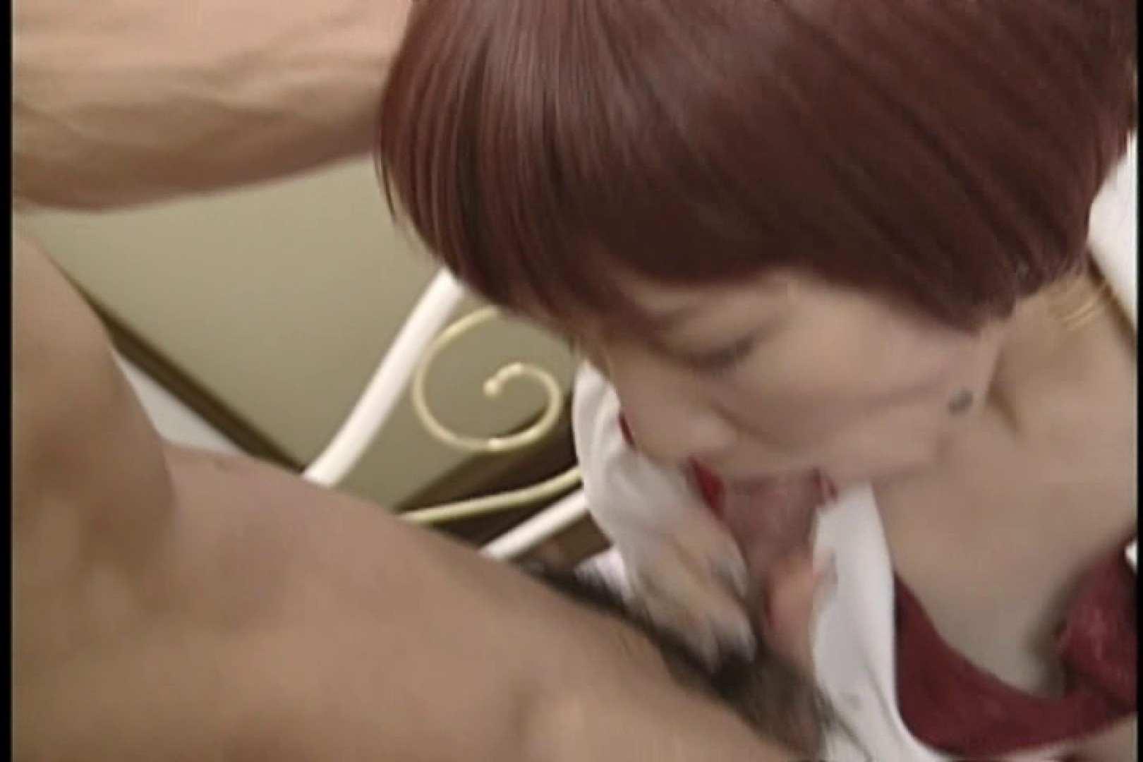 ショートカットのお姉さんは性欲旺盛~藤あいこ~ ローター技 おめこ無修正動画無料 76連発 69