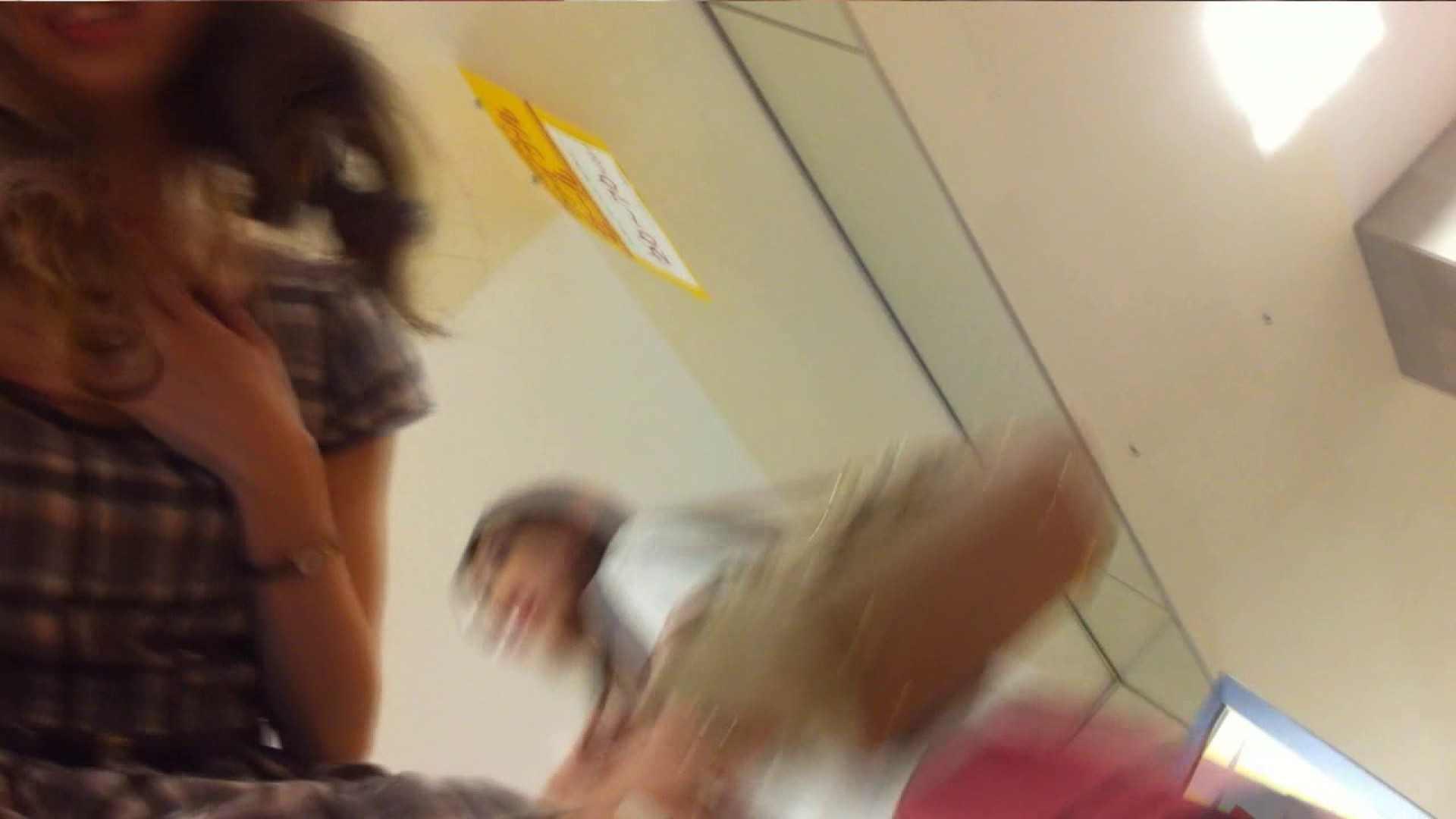 可愛いカリスマ店員限定‼胸チラ&パンチラ vol.23 チラ 盗撮動画紹介 21連発 2