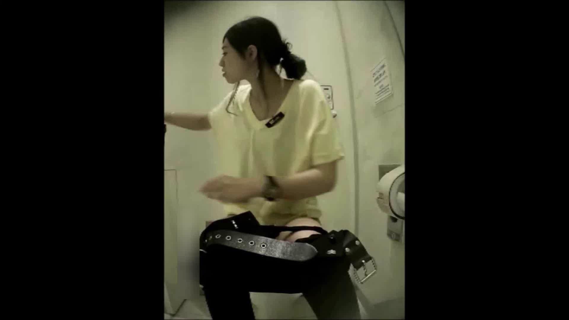 洗面所盗撮~隣の美人お姉さんVol.16 いやらしいOL 性交動画流出 96連発 14