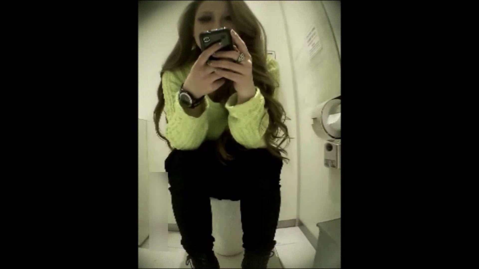 洗面所盗撮~隣の美人お姉さんVol.16 トイレの中の女の子 おめこ無修正画像 96連発 32