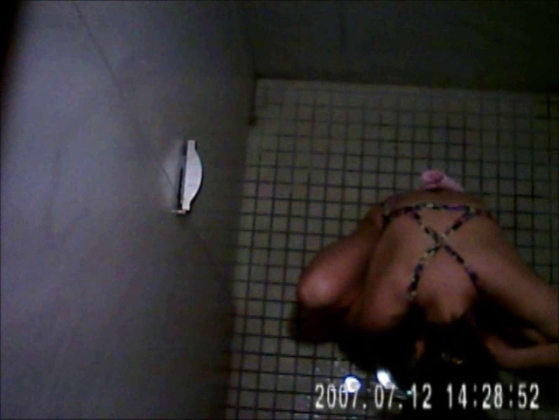 水着ギャル達への挑戦状!そこに罠がありますから!Vol.22 トイレの中の女の子 ワレメ無修正動画無料 43連発 4