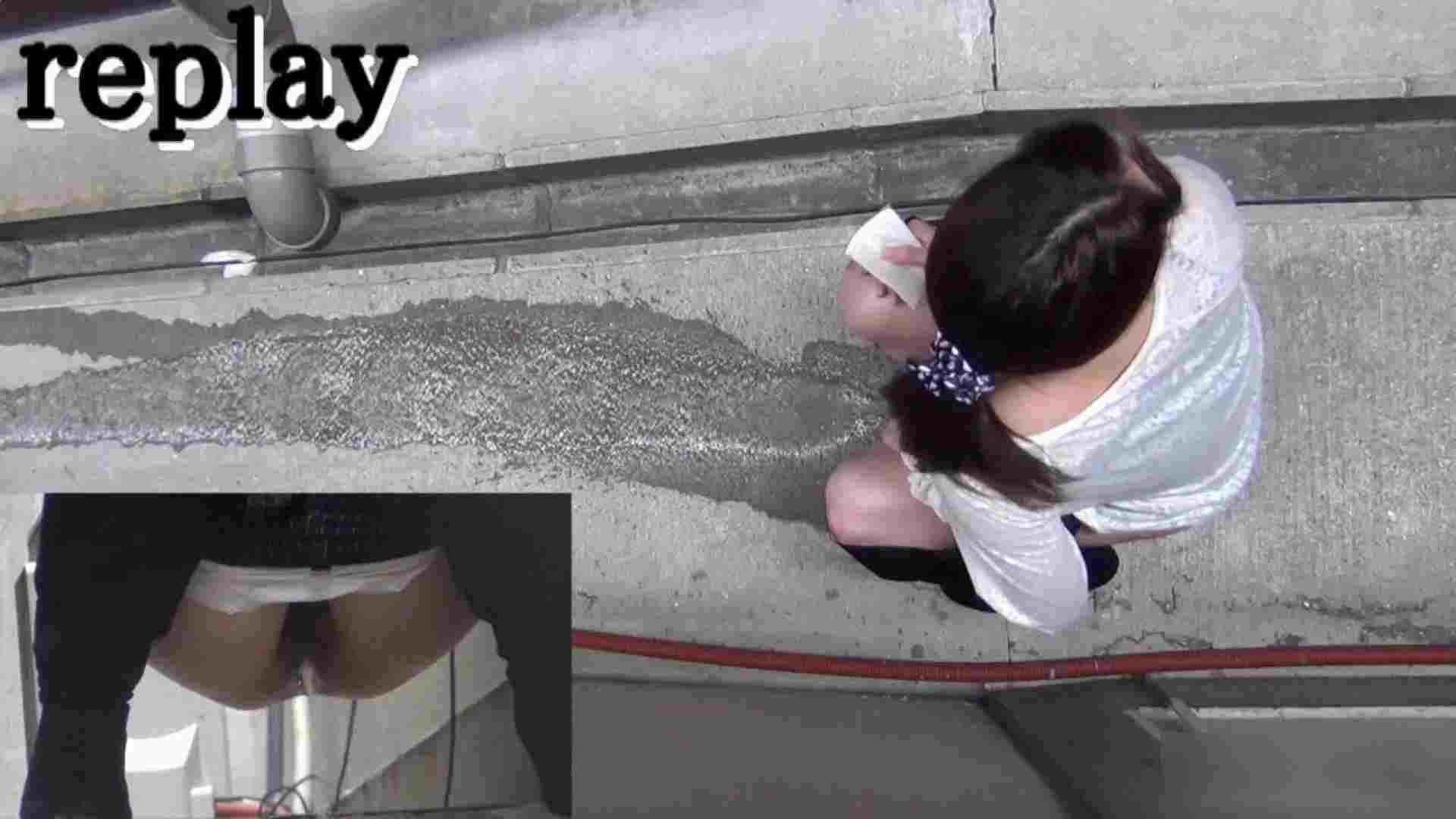 屋外トイレっと!Vol.06 トイレの中の女の子 おめこ無修正画像 77連発 14