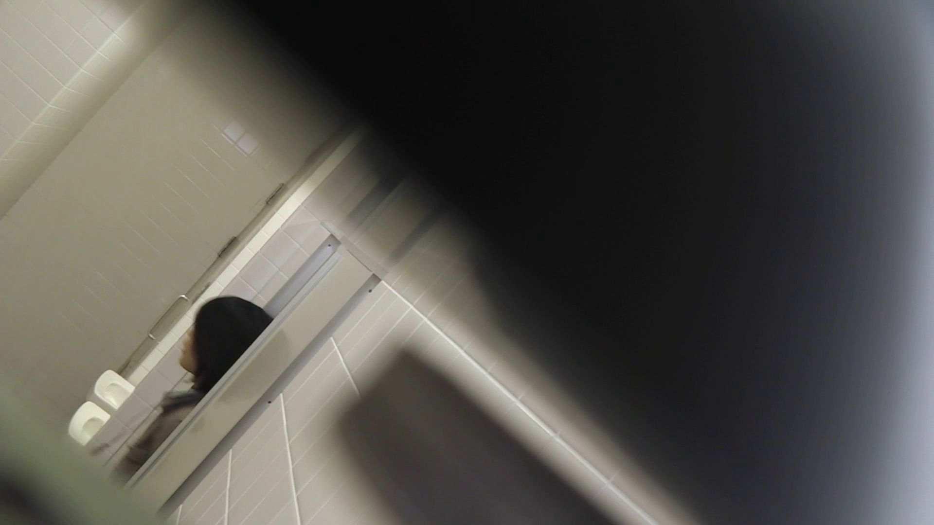 vol.11 命がけ潜伏洗面所! 多い日は大変です。 潜入 すけべAV動画紹介 54連発 40