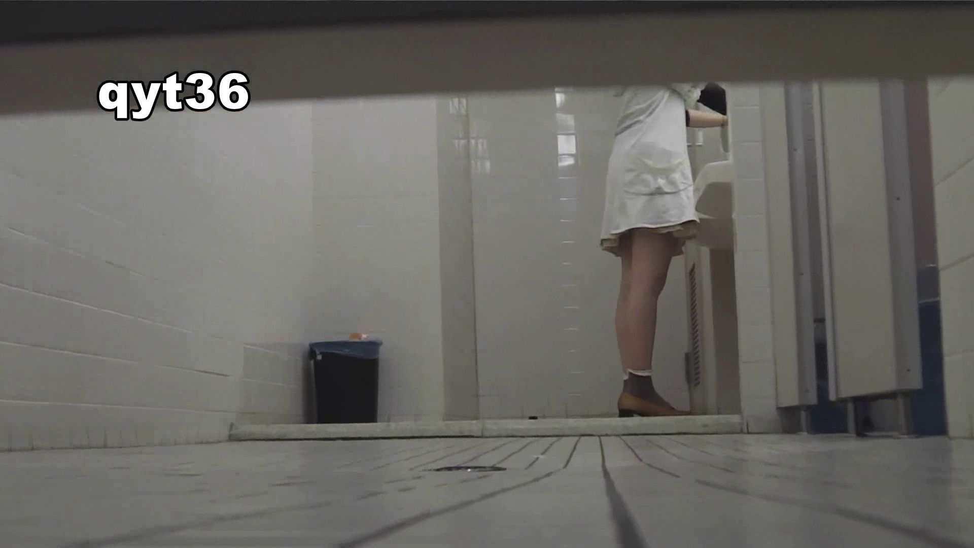 vol.35 命がけ潜伏洗面所! 腰のひねりには定評があります 洗面所 | いやらしいOL  84連発 16