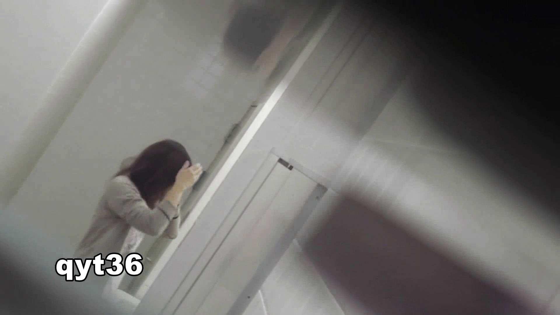 vol.35 命がけ潜伏洗面所! 腰のひねりには定評があります 美人 のぞき動画キャプチャ 84連発 35