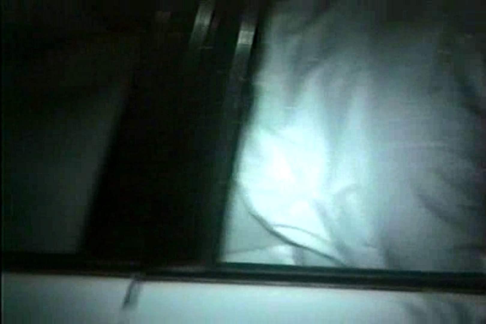 車の中はラブホテル 無修正版  Vol.6 赤外線 盗撮動画紹介 31連発 27