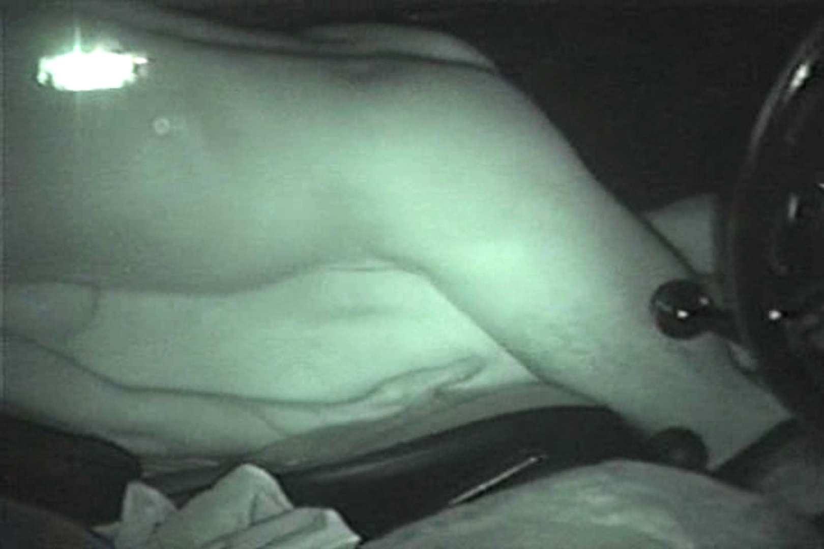 MASAさんの待ち伏せ撮り! 赤外線カーセックスVol.14 乳首 セックス無修正動画無料 67連発 64