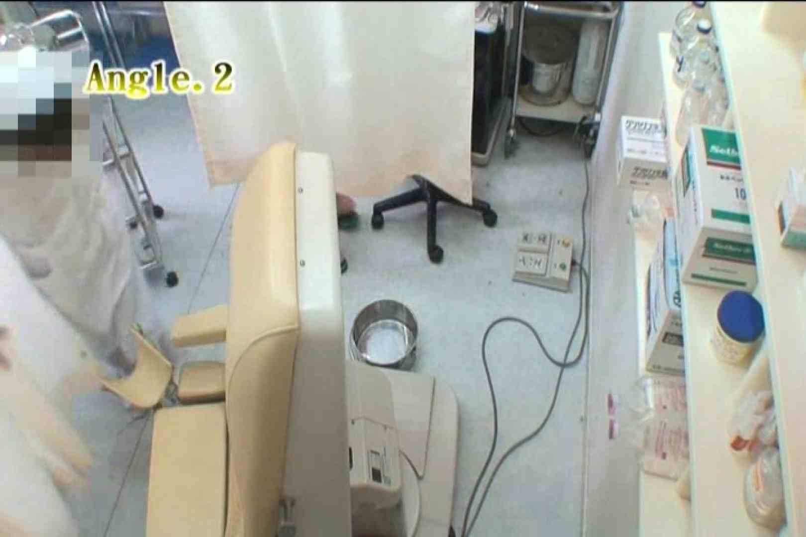 患者のおまんこをコレクションする変態医師の流出映像Vol.6 パンツ 盗撮画像 48連発 48