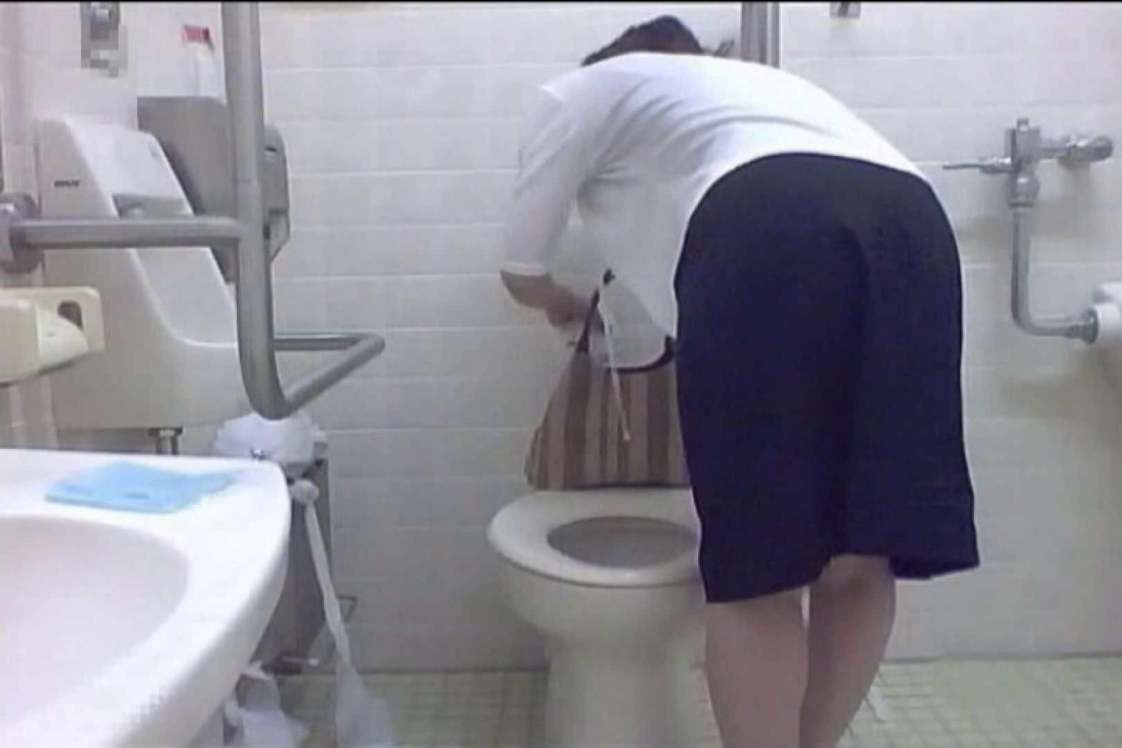 洋式洗面所オムニバスvol.2 洗面所 セックス画像 35連発 2