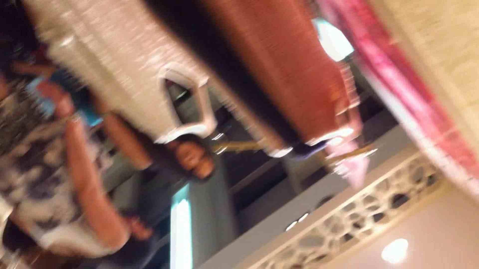 フルHD ショップ店員千人斬り! 大画面ノーカット完全版 vol.84 お姉さんの胸チラ   チラ  43連発 36